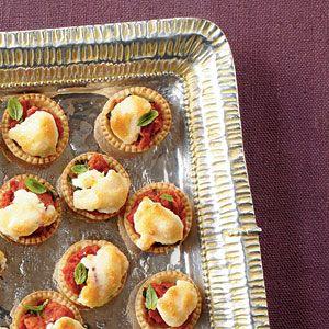 Tiny Tomato Tarts | MyRecipes.com
