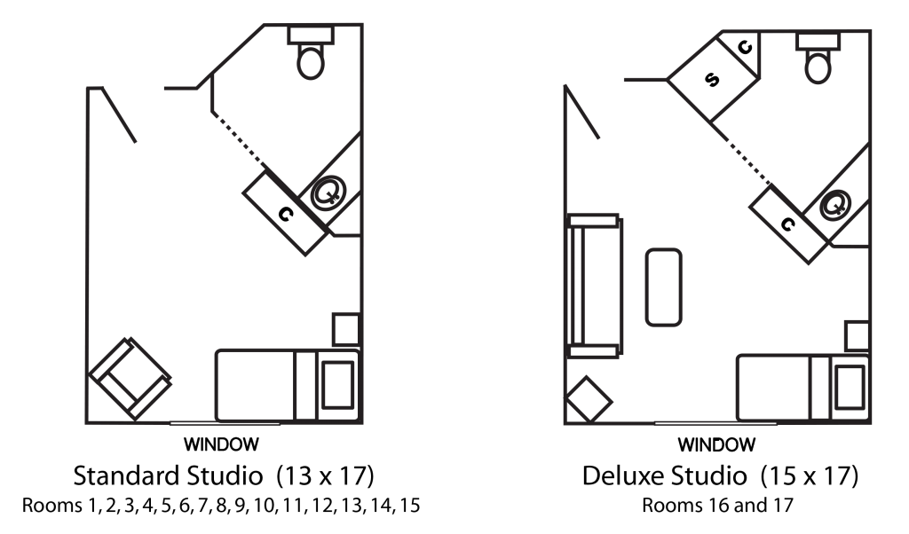 Meadow View Memory Care Room Layouts Click To Enlarge Floor Plan Sketch Interior Design School Medical Office Design