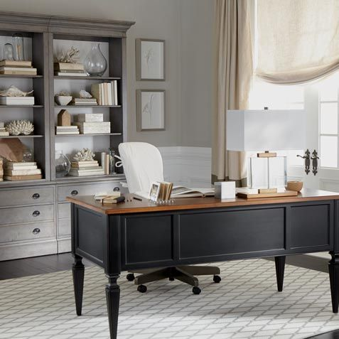 Home Office Ethan Allen With Images Home Office Furniture Sets Home Office Design Home Decor