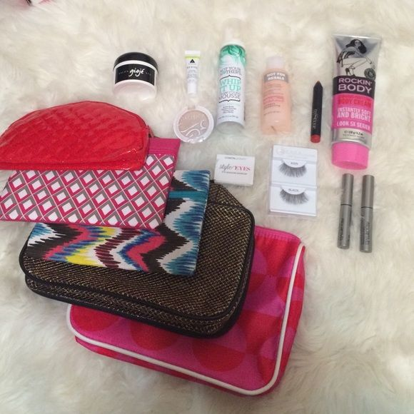 Sold Birchboxipsy Misc Beauty Lot Sold Nwt Ethereal Kara And