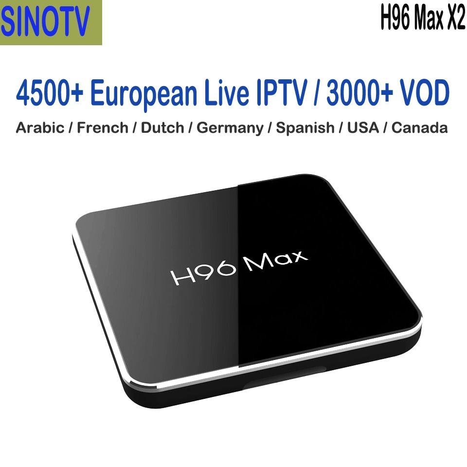 SINOTV USA Canadian French Dutch Live TV Subscription