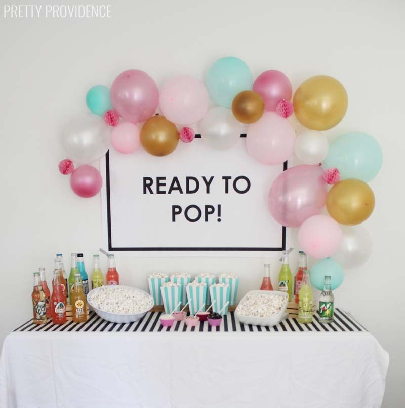 Ready To Pop Baby Shower Ideas Baby Showers Pinterest Pop Baby