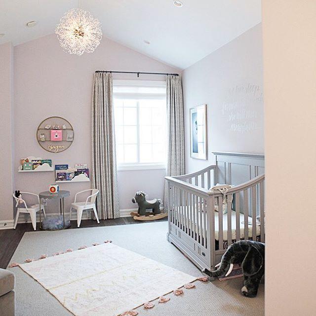Dreamy Celebrity Nurseries: Such Dreamy Spaces In The Nurseries For @ReneeHerlocker 's