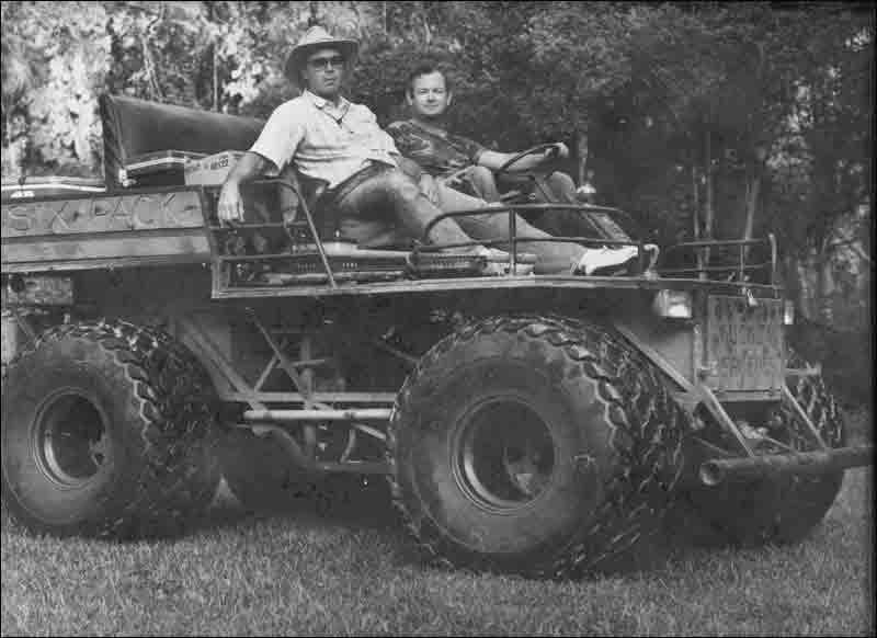 Swamp Buggy Big Cypress Swamp Orv Buggy Racing Buggy Cypress Swamp