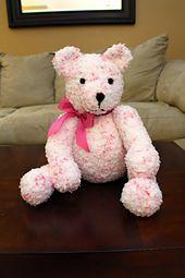 Ravelry: Classic Teddy Bear pattern by Jen Hayes | 255x170