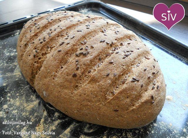 Szeretnél egészséges, ropogós házi kenyeret sütni..
