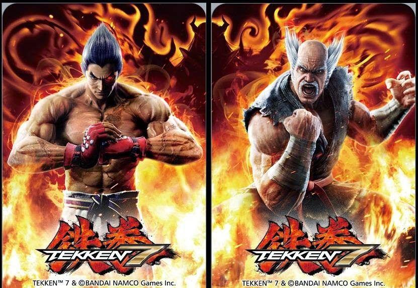 capom tekken 7 pc games keygen download