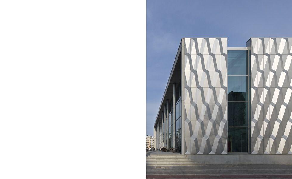 Bauhaus Berlin Halensee müller reimann architekten fachcentrum bauhaus berlin а о з 13