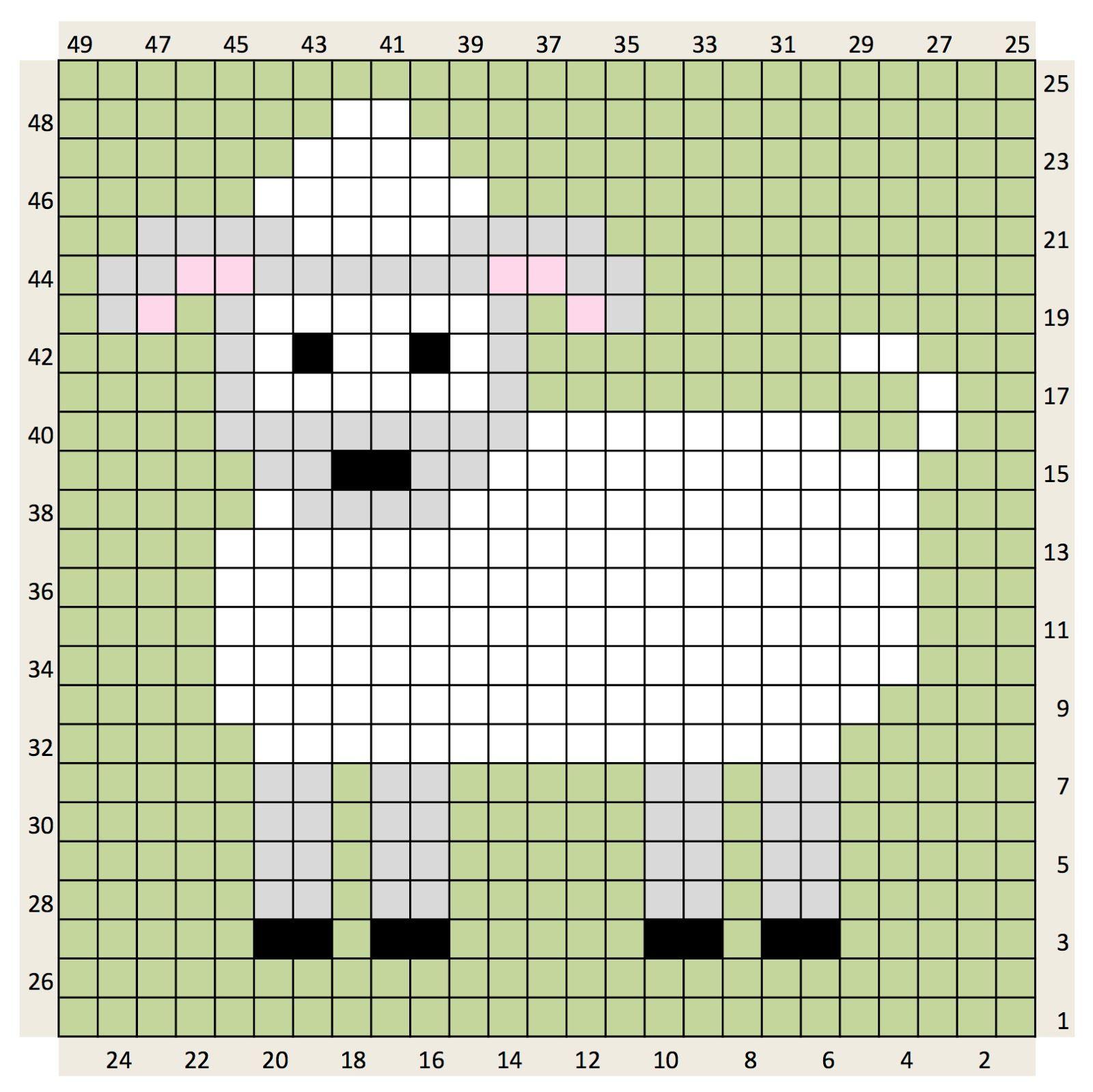 The Craft Co.: Crochet Charts | Crochet Tapestry | Pinterest ...