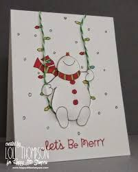 Image result for diy merry christmas cards embroidery ...