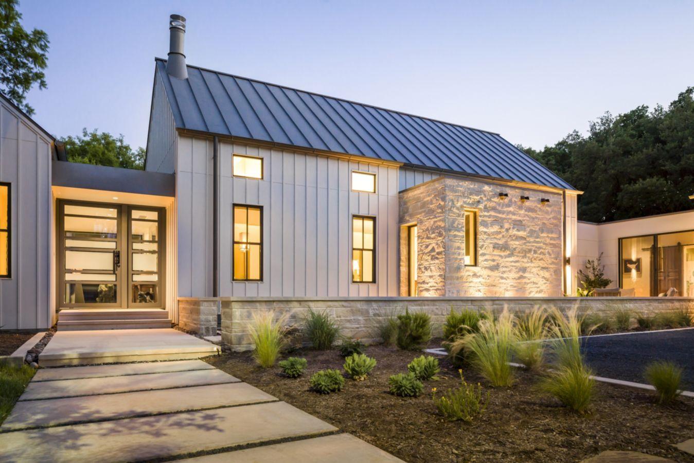 Olsen Home Exteriors: Exterior By Olsen Studios 5