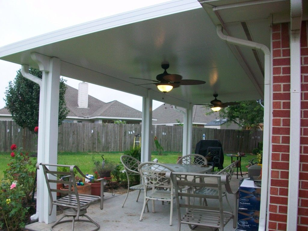 Metal Patio Roof Panels Patio Covers In Houston Tx With