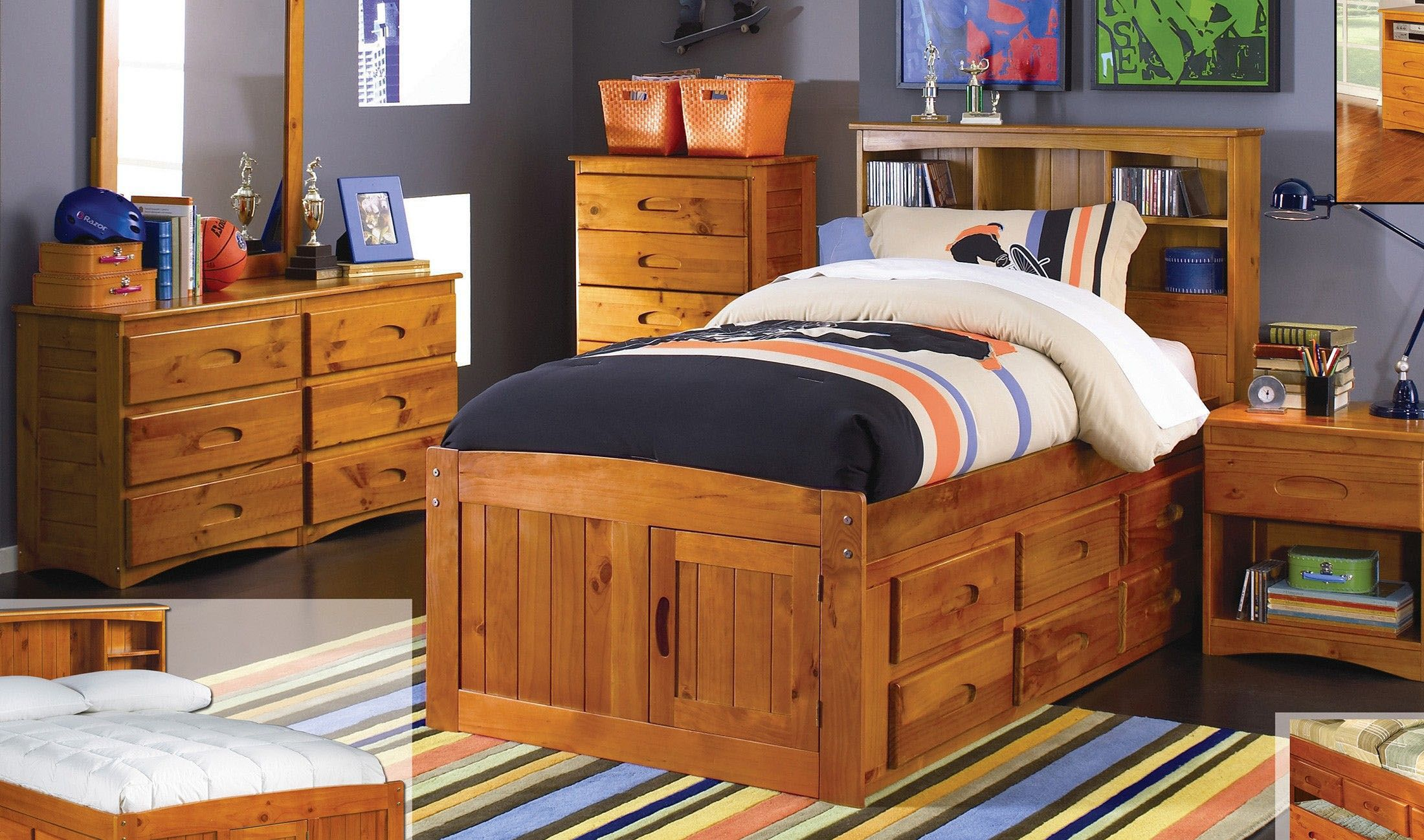 Perfect twin bedroom sets boy only in shopy home design