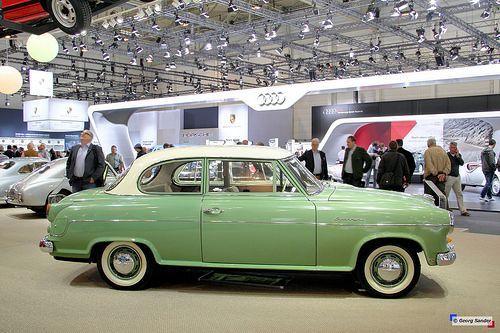 1955 Borgward Isabella