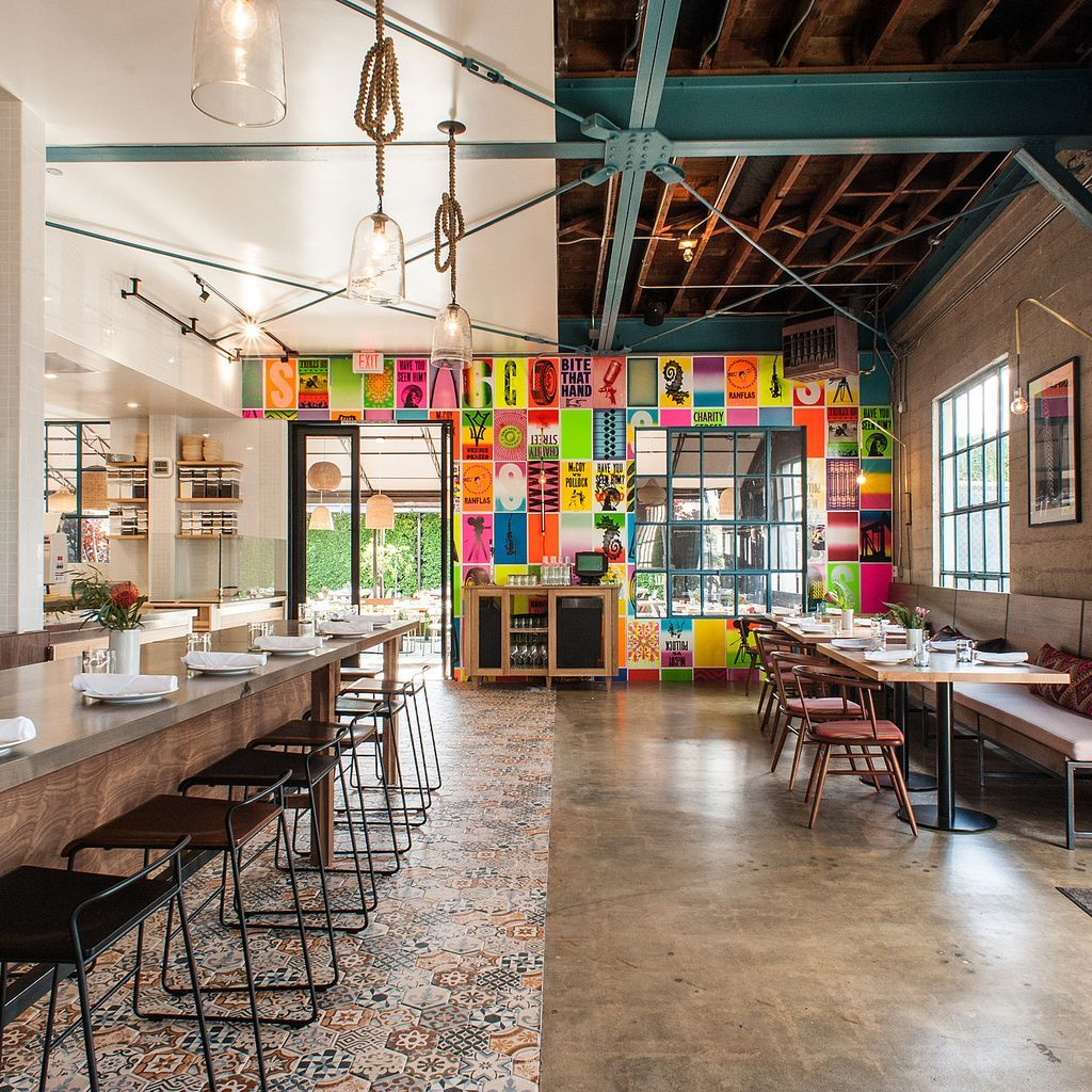 The 38 Best Restaurants In Los Angeles Mexican Restaurant Design Cool Restaurant Design Los Angeles Restaurants