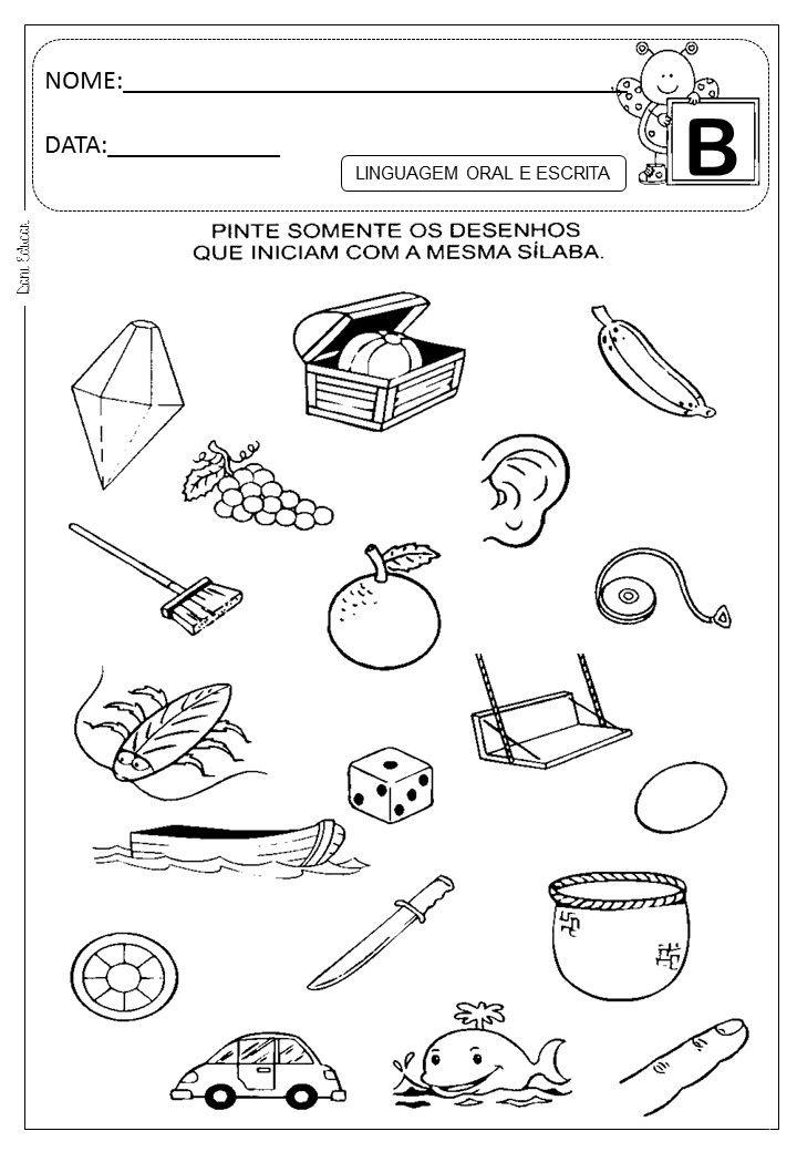 Slide6.JPG (720×1040) | Educação | Pinterest | Letras, Autismo y ...