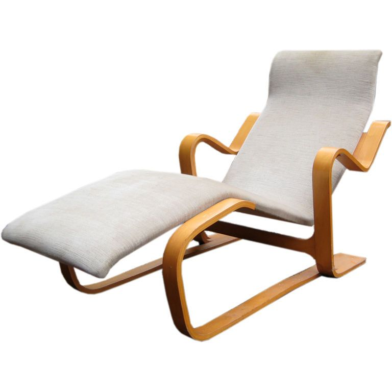 Classic Marcel Breuer Chaise