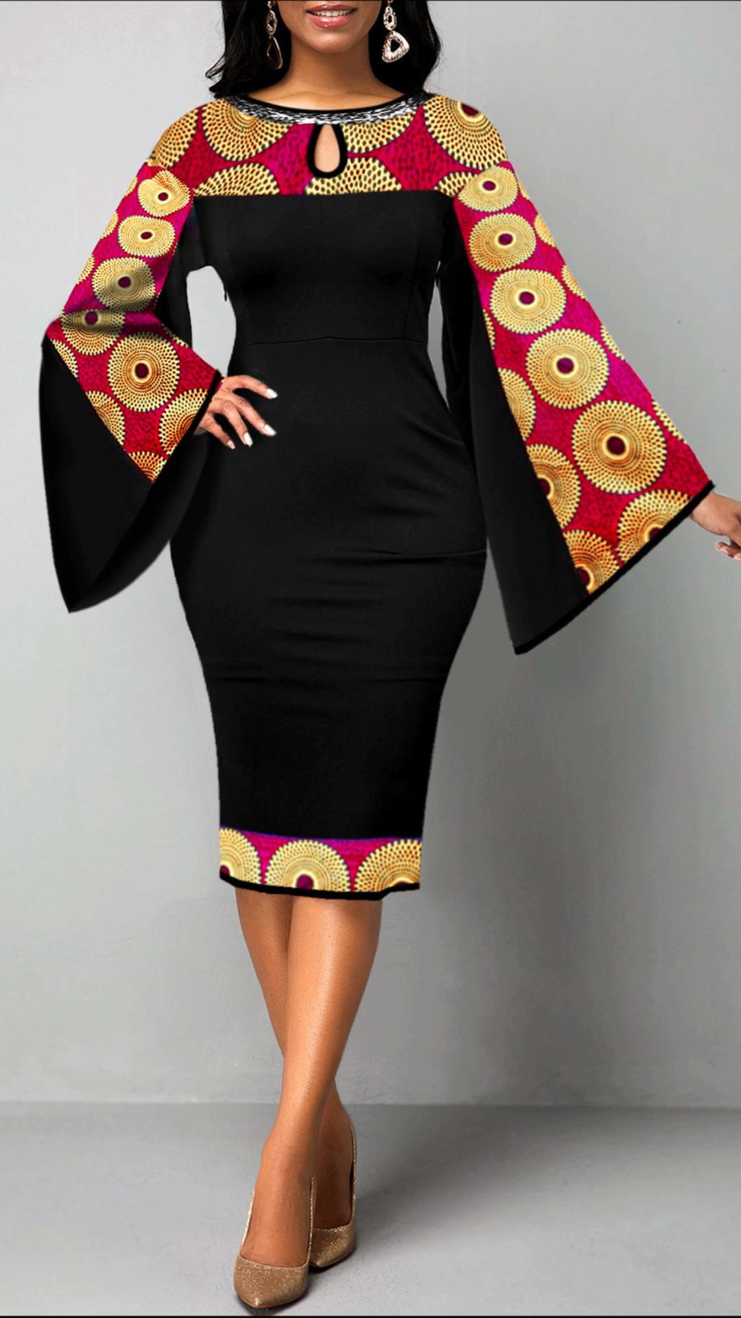 2020 Spring Break Printed Dresses New Arrival