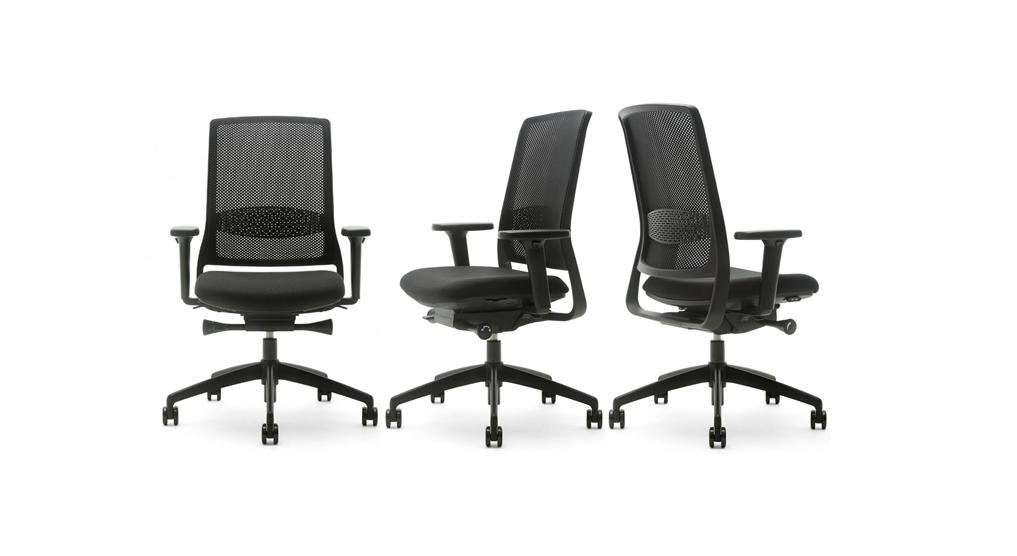 Gispen Zinn Bureaustoel.De Nieuwe Gispen Zinn Smart Is Bij Katoprojecten Nl Uit Voorraad