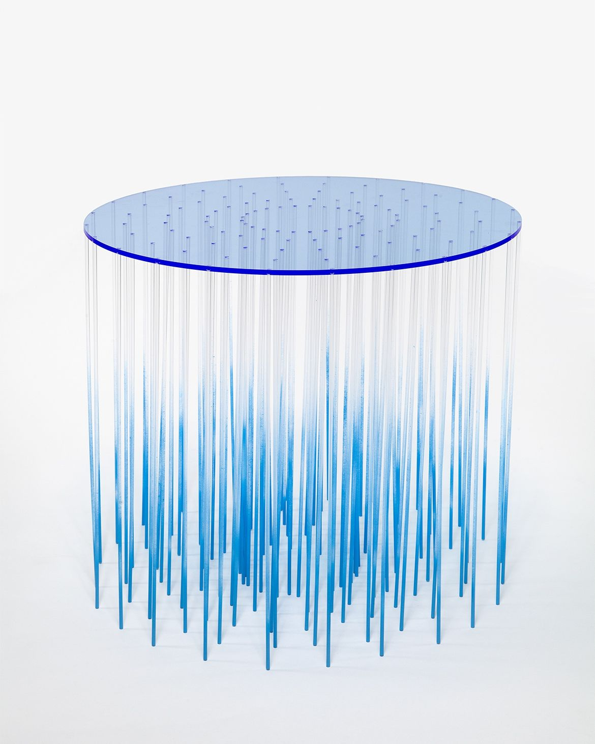 Ripple Table by Chicago-based Chinese designer Jing Ouyang / theartling.com