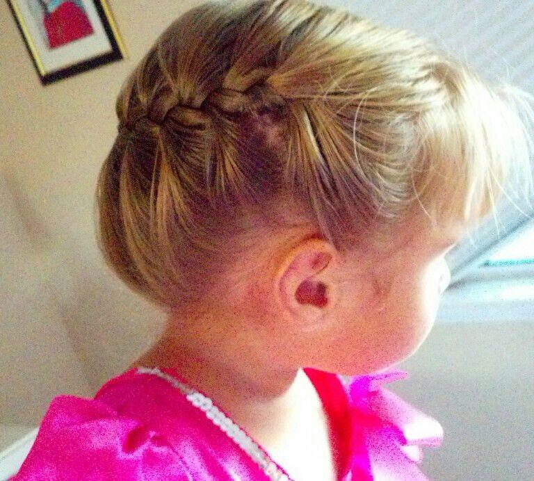 Toddler Hairstyles Interesting Toddler Haircrown Braid Hairstyles  Pinterest  Toddler Hair