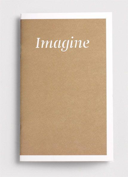 Um caderno para a imaginação