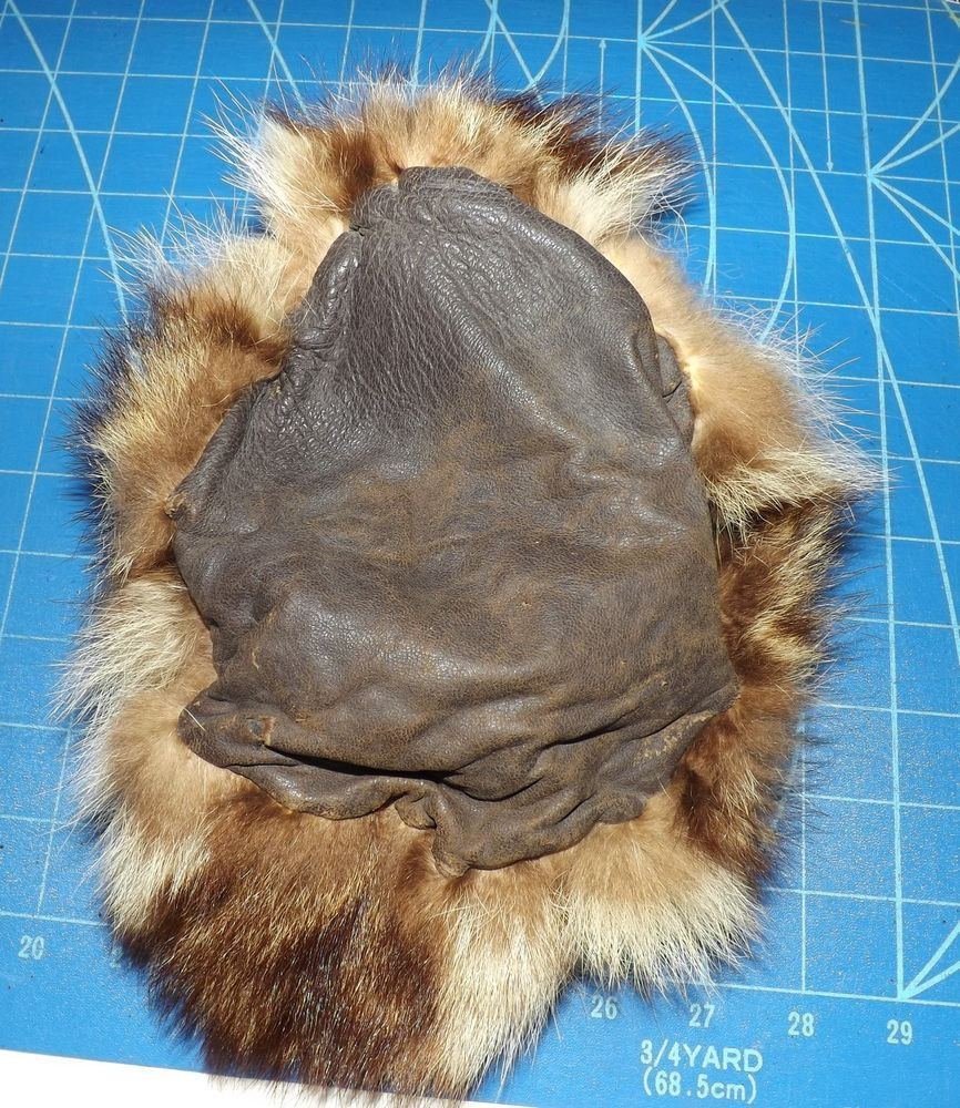 c215d7e3b78 Vintage Dan l Boone Coonskin Cap - from Fashion Hat and Cap - Toronto