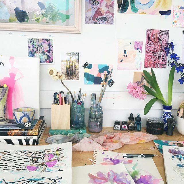 Annie Everingham - Studio