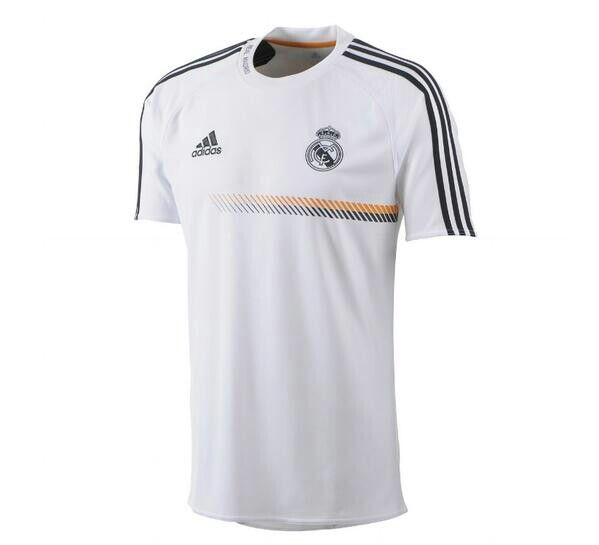 The new training T-Shirt.
