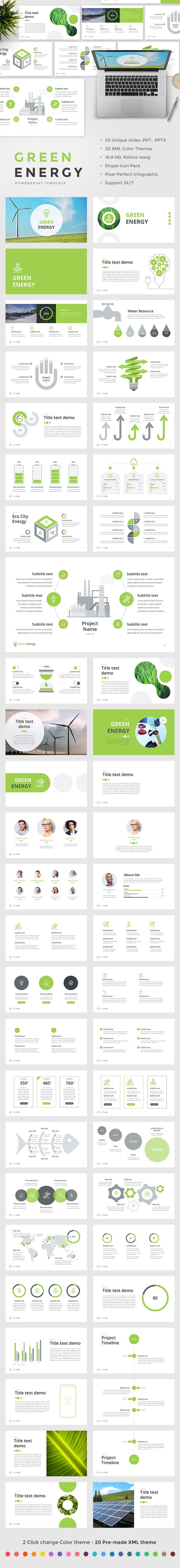 Green energy powerpoint template apresentao green energy powerpoint template nature powerpoint templates toneelgroepblik Image collections