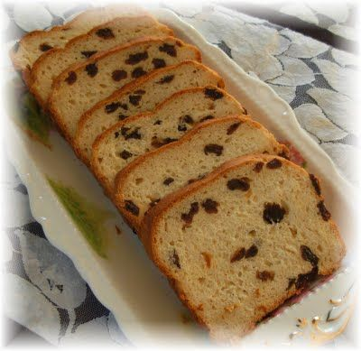 Mennonite Girls Can Cook: Yummy Raisin Bread - Gluten-free - This is excellent - really moist and great flavour