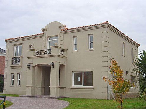 Revestimiento para fachadas tradicionales pinturas casa for Revestimiento fachadas exteriores