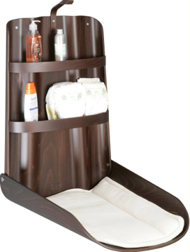 Wall Mounted Small Space Changing Table                                                                                                                                                                                 More