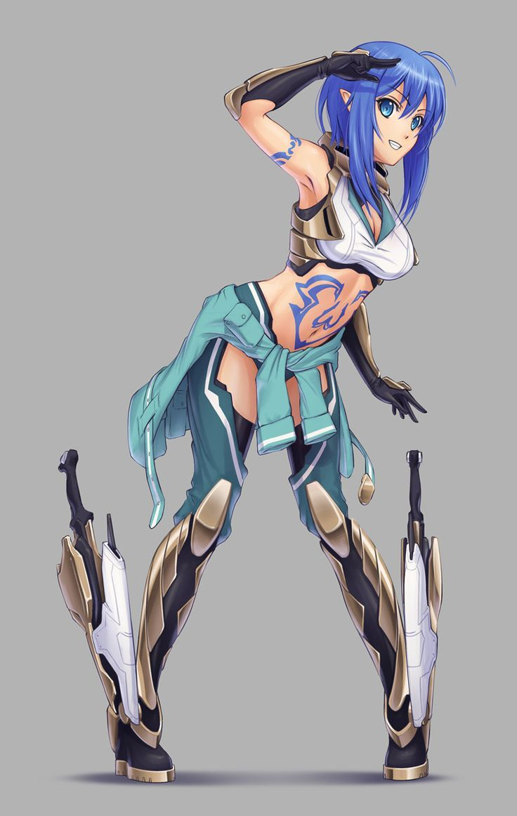 Anime Girls In Mech Armor Mecha Anime Girl Awsom Animal Animal Manga Character Art Animal