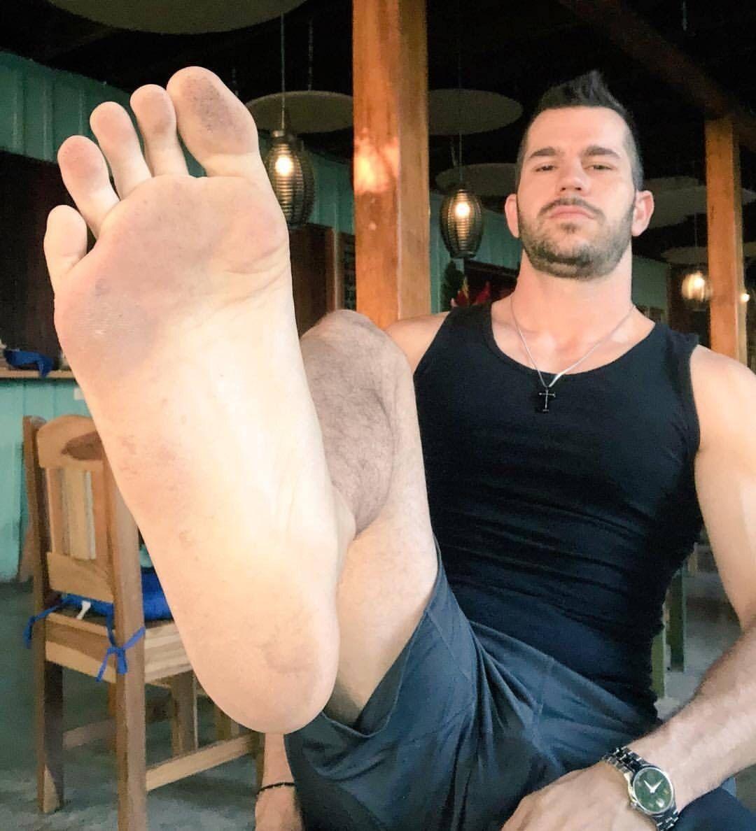 Jaime bergman feet