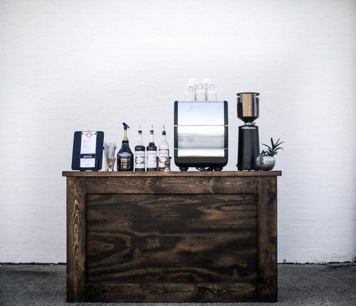 Mobile coffee cart #coffee #mobilecoffee #coffeecart #coffeeshop