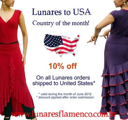SDFLAMENCO: Lunares Flamenco USA Sale