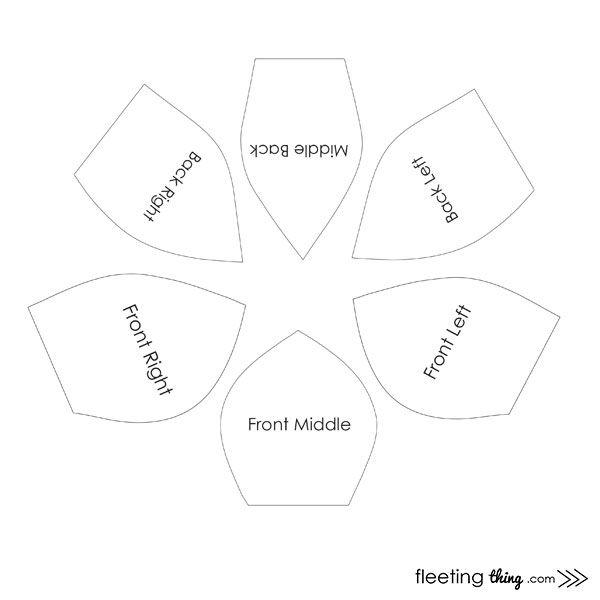 fleetingthing » Super Mario Hat (pattern and tutorial