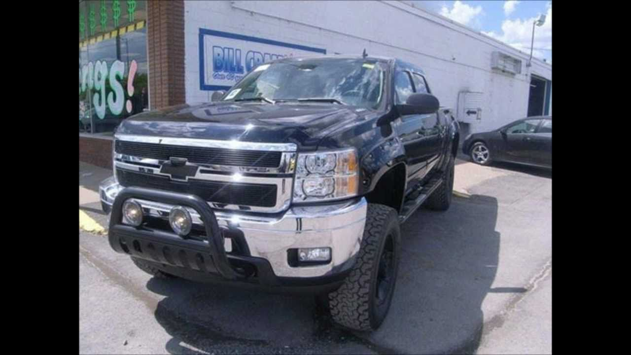 2012 chevy silverado 2500hd rocky ridge black phantom truck for sale