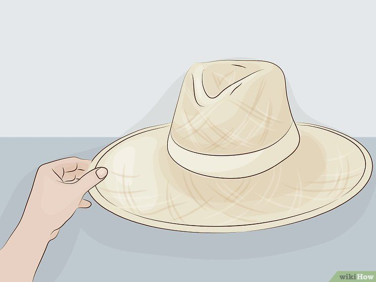 3 Ways To Shape A Cowboy Hat Cowboy Hats Hats Cowboy