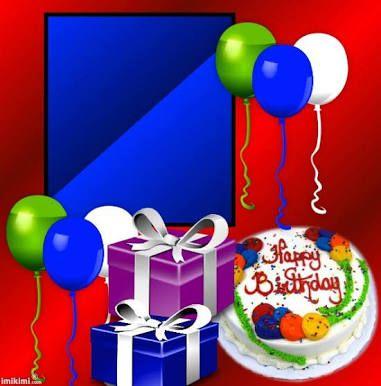 Image result for happy birthday frame design | Birthday | Pinterest