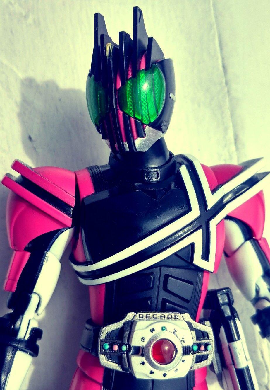Decade Is Kamen Rider Decade