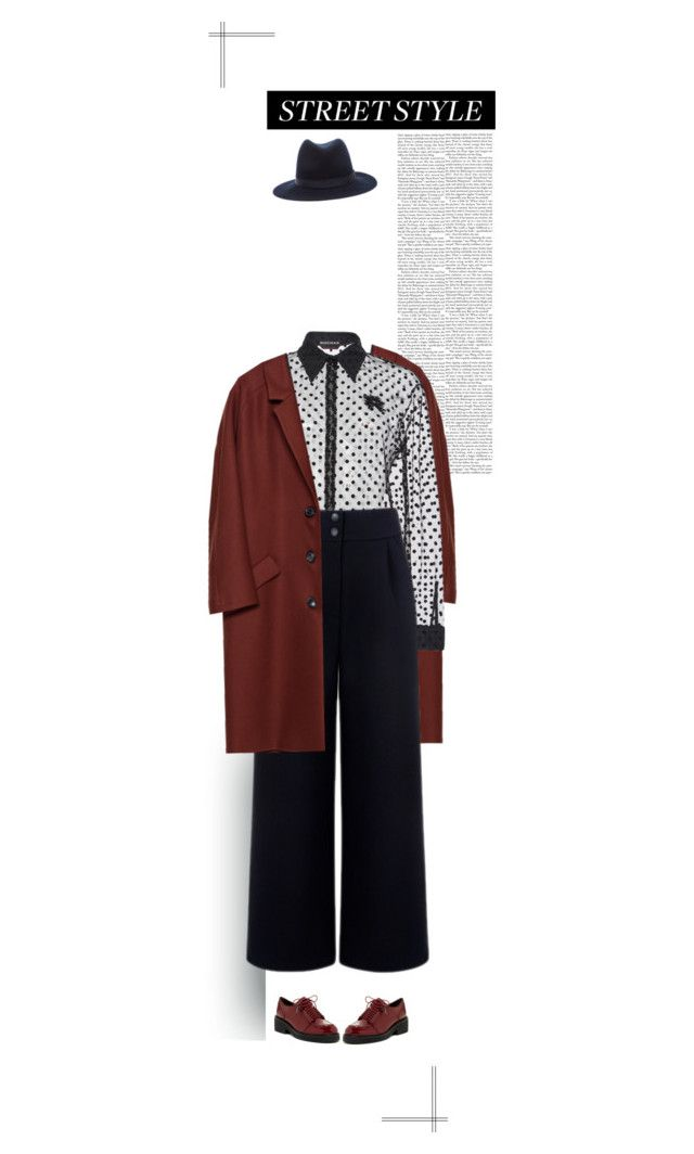 """""""Polka Dots"""" by poison-iivy ❤ liked on Polyvore featuring Zara, Rochas, Être Cécile, Ash, rag & bone, women's clothing, women's fashion, women, female and woman"""