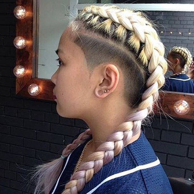 Thebarberpost Undercut Hair Style And Haircuts