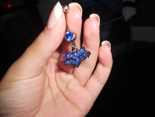 Fox Racing Belly Button Ring Jewelry I Want 3 Pinterest Belly