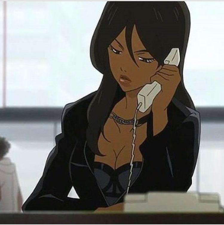 pinterest: xoshawtyy in 2019 | Black anime characters ...