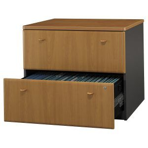 Incroyable Bush Lateral File Cabinets