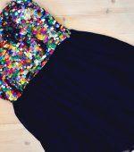 Sparkle Dress.