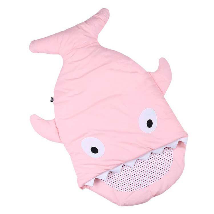 Sacos De Dormir En Forma De Tiburón Para Bebés   Pintando Una Mamá    Pintando Una