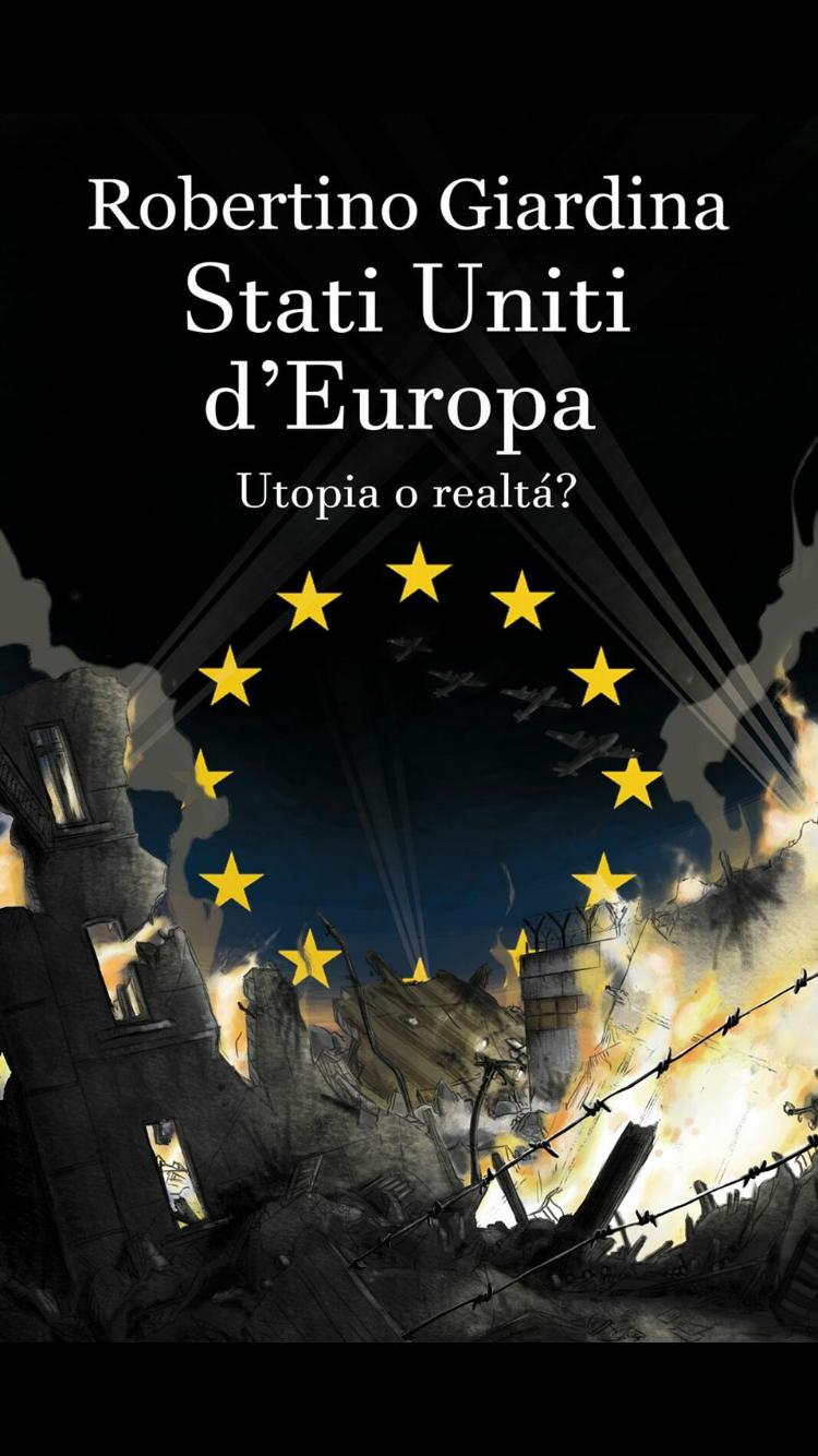 Copertina Stati Uniti d'Europa